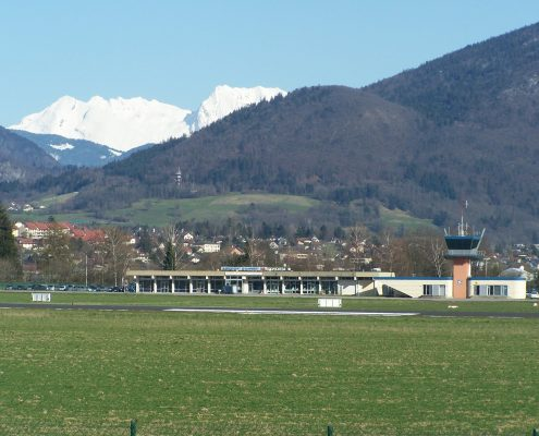 Aéroport_Annecy-Meythet AAZ TAXY ANNECY