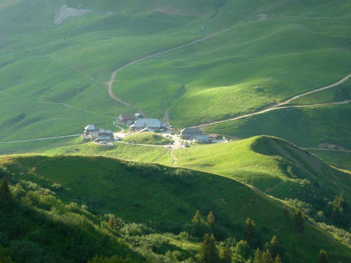 Col des Annes - AAZ TAXI ANNECY 74