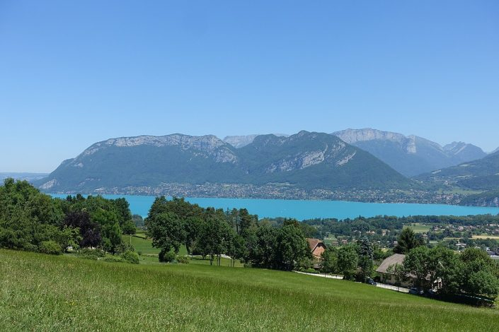Lac d'annecy 1 - AAZ TAXI ANNECY