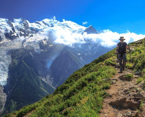 Du Refuge de Bellachat a Chamonix - AAZ TAXI ANNECY